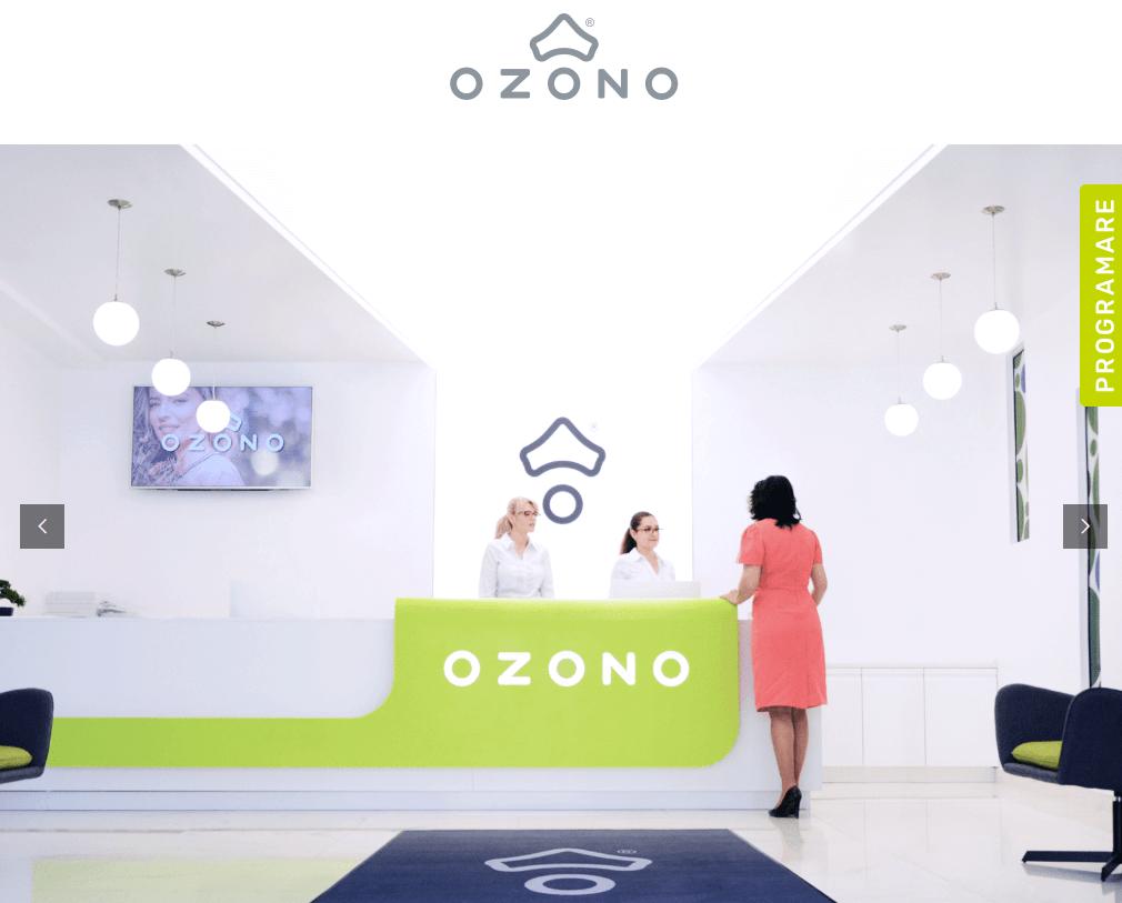 ozono Iasi centrul medical