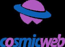 sc cosmic web srl logo companie